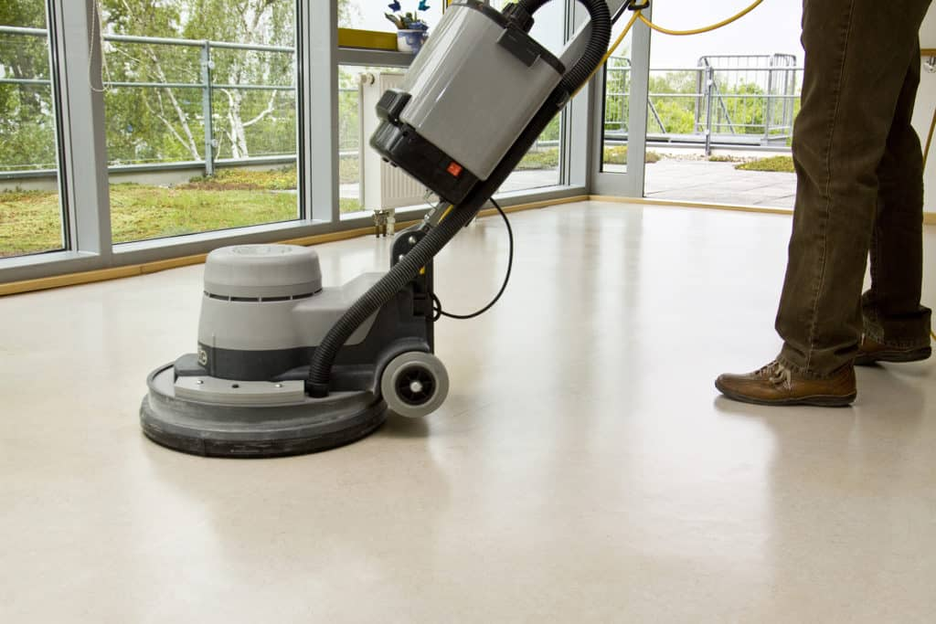 VTC Floor Cleaning Service